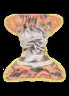 Pop-in egyméretes mosható pelenka külső - Gepárd (4 kg- 16 kg) - patent
