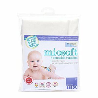 BambinoMio mosható prefold pelenka csomag (4 db)