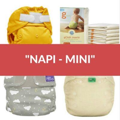 """""""Napi"""" lurkó csomag - Mini"""