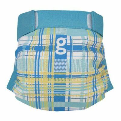 gDiapers limitált mosható pelenka külső - Glamping