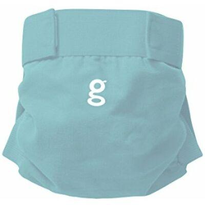 gDiapers mosható pelenka külső - Glacier Blue