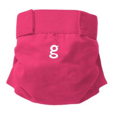 gDiapers mosható pelenka külső - Goddess Pink