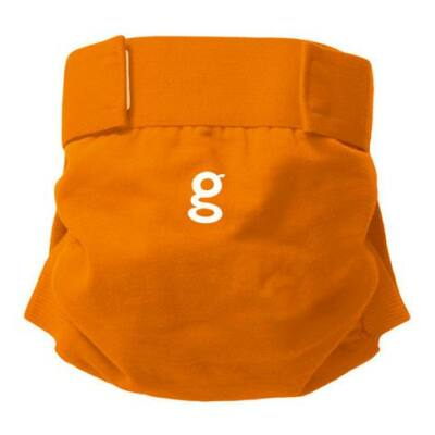 gDiapers mosható pelenka külső - Great Orange (M)