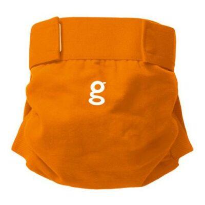 gDiapers mosható pelenka külső 1 db csónakkal - Great Orange (M)