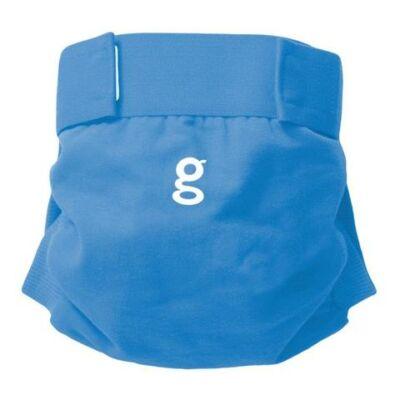gDiapers mosható pelenka külső 1 db csónakkal  - Gigabyte Blue (M)