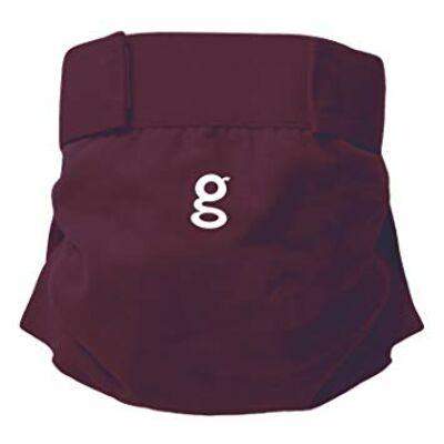 gDiapers mosható pelenka külső - Grecian Fig