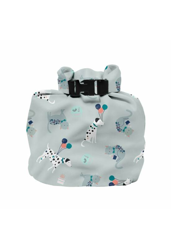 BambinoMio mosható pelenkazsák - Pet party
