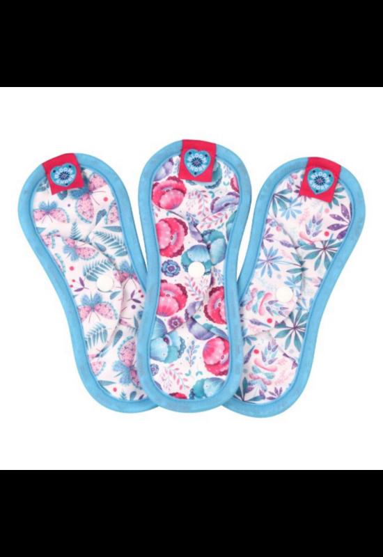 Nora mosható egészségügyi betét csomag - mini
