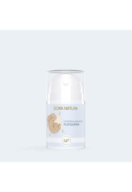 Dora Natura levendulaolajos natúr popsikrém - 50 ml