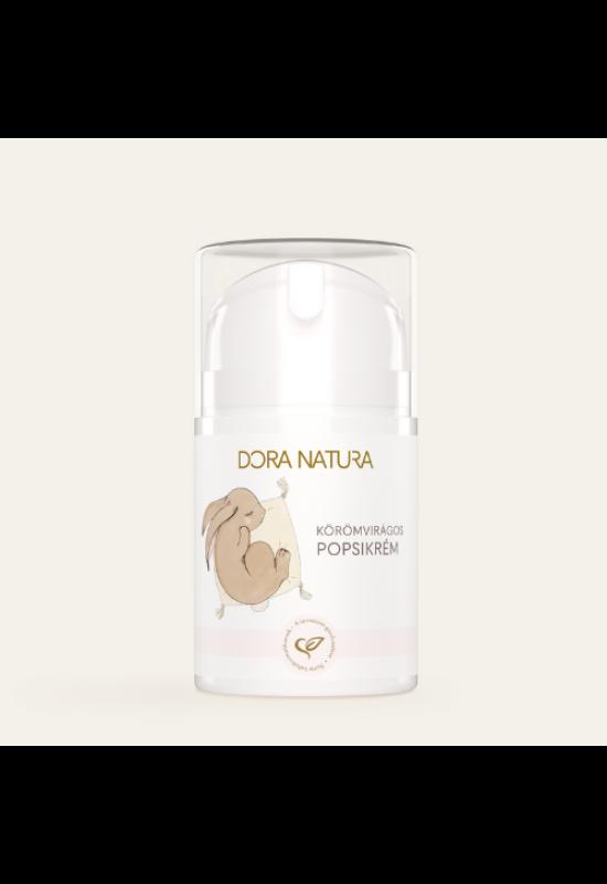 Dora Natura körömvirágos natúr popsikrém - 50 ml