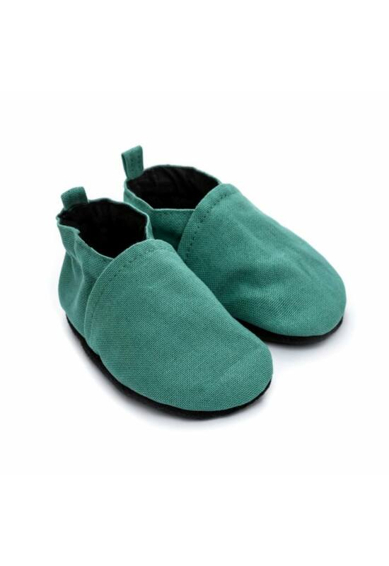 Liliputi® Hordozós Cipő - Jade - XS