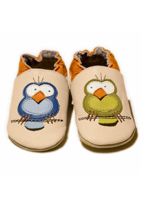 Liliputi® Puhatalpú Cipő - Hallgatag madárkák