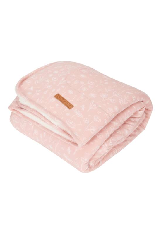 Little Dutch babatakaró - vadvirágok, pink