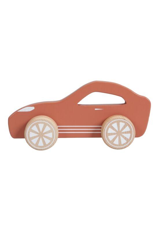 Little Dutch fa jármű - versenyautó