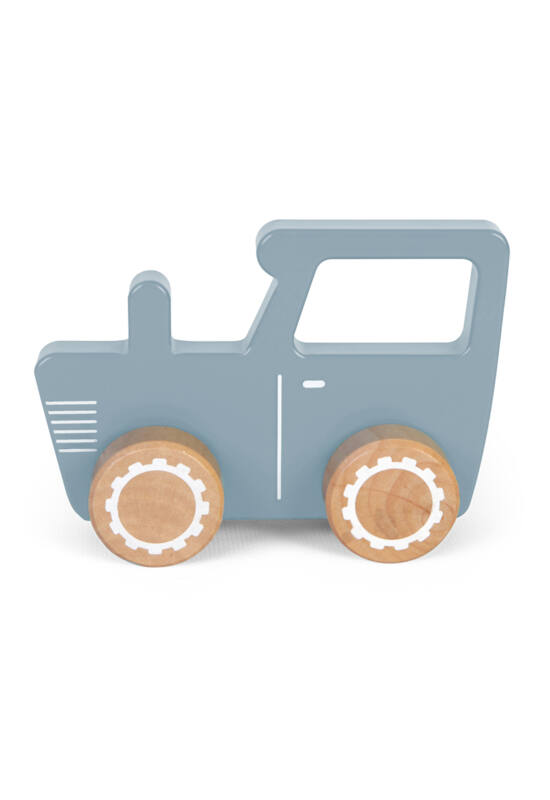 Little Dutch fa jármű - traktor