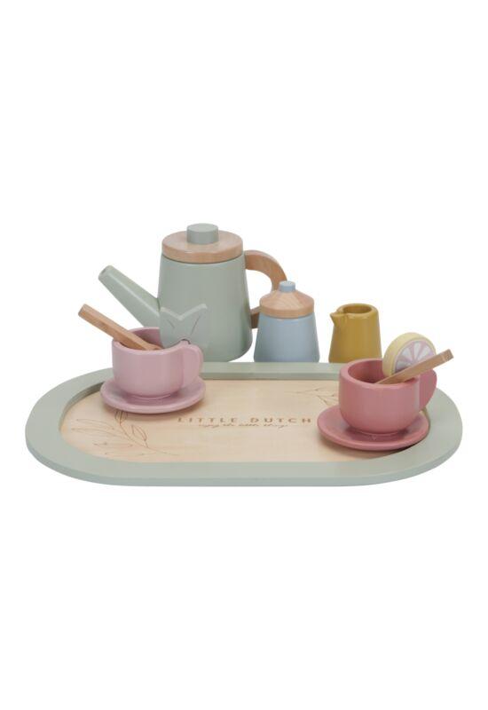 Little Dutch modern teáskészlet