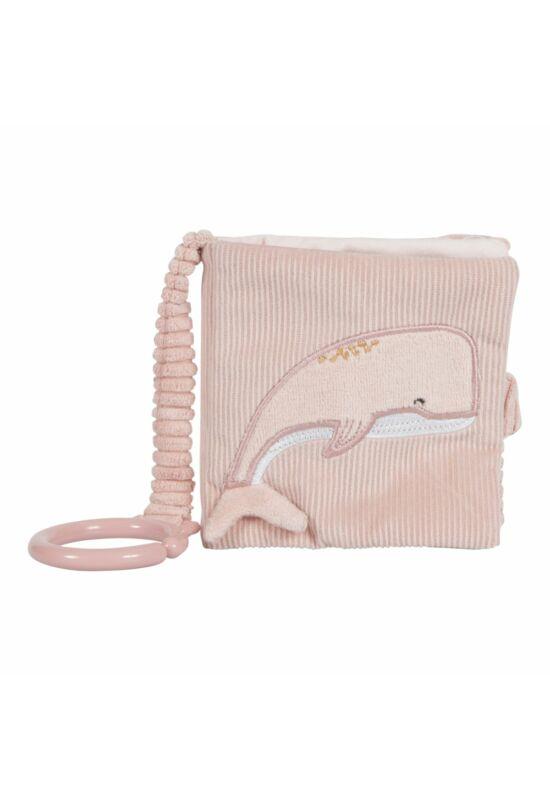 Little Dutch babakönyv - tengeri állatok, pink