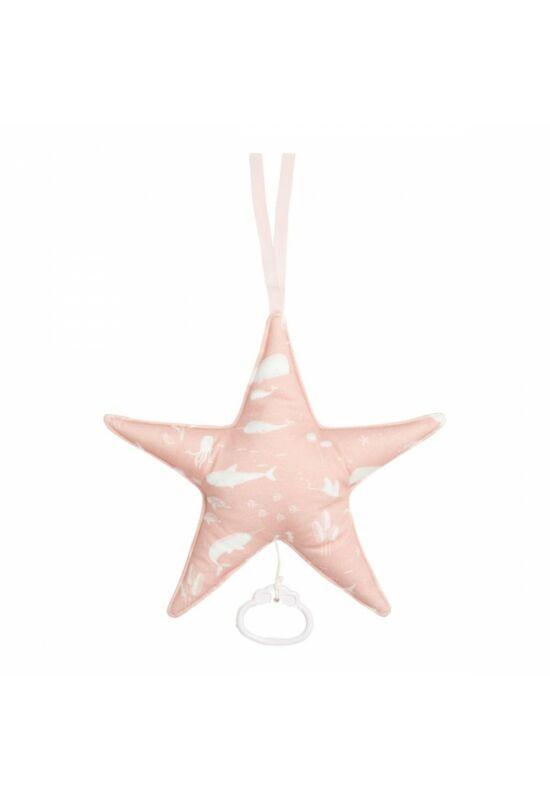 Little Dutch zenélő csillag - pink