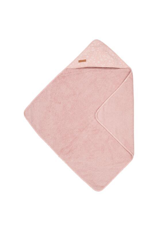 Little Dutch fürdőlepedő - vadvirágok, pink