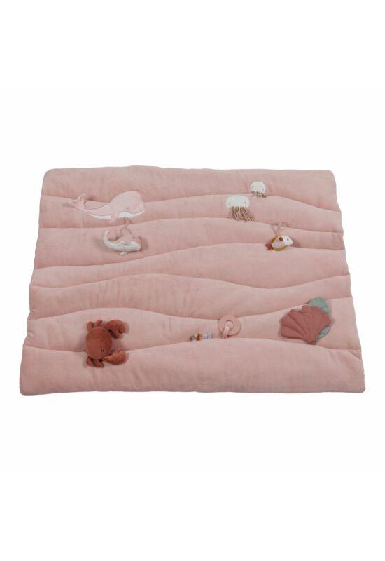 Little Dutch baba játszószőnyeg - pink