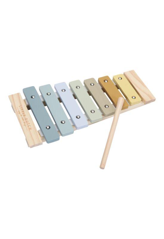 Little Dutch xilofon - kék