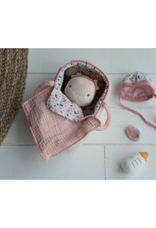 Little Dutch baba mózeskosárban - Rosa