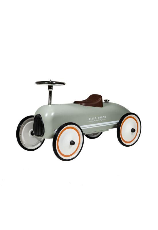Little Dutch lábbal hajtható autó