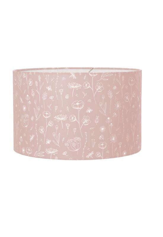 Little Dutch mennyezeti lámpa - vadvirágok, pink
