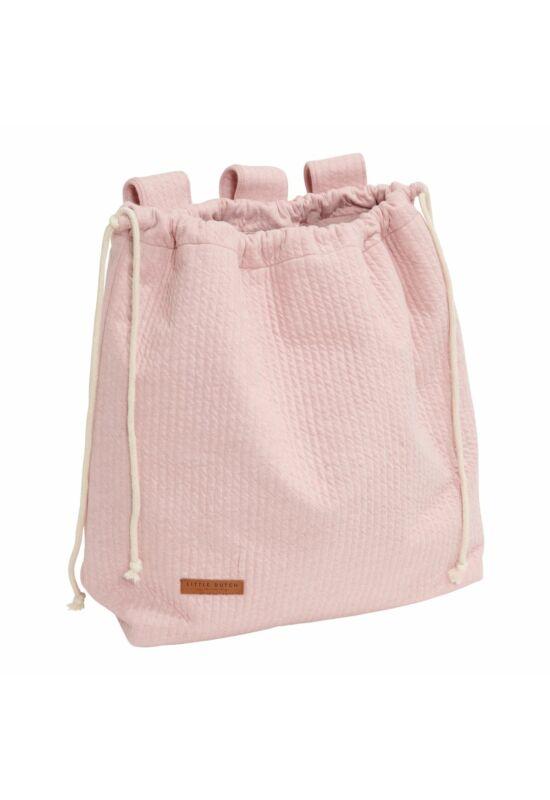 Little Dutch játéktároló zsák - pink