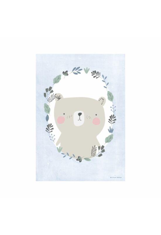 Little Dutch poszter - medve