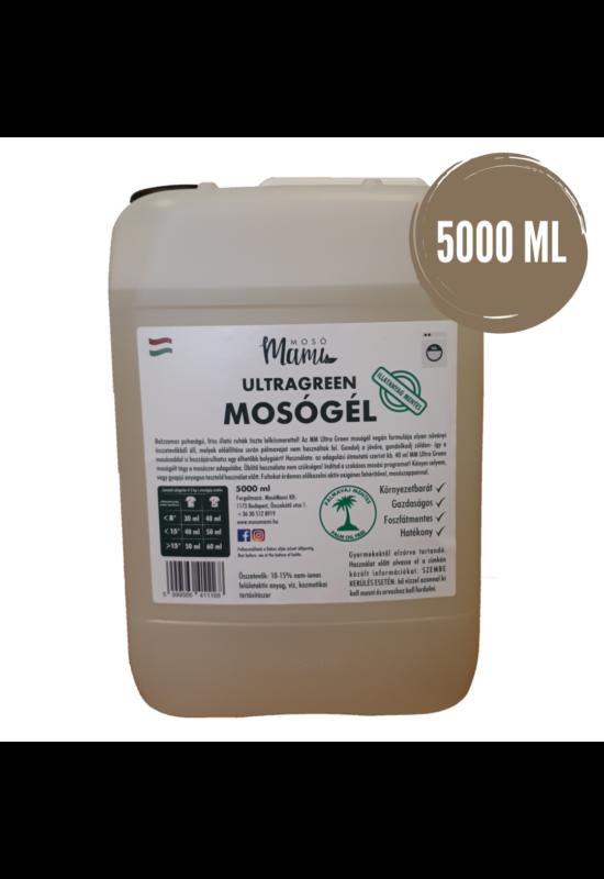 Mosómami MM Ultragreen Mosógél babaruhához és mosható pelenkához 5000 ml - illatos