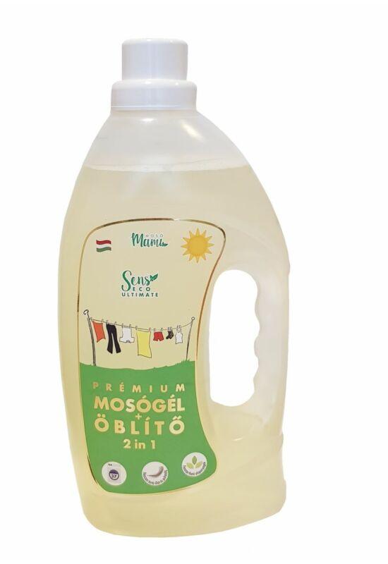 SensEco Ultimate - Mosógél és öblítő egyben 1500 ml