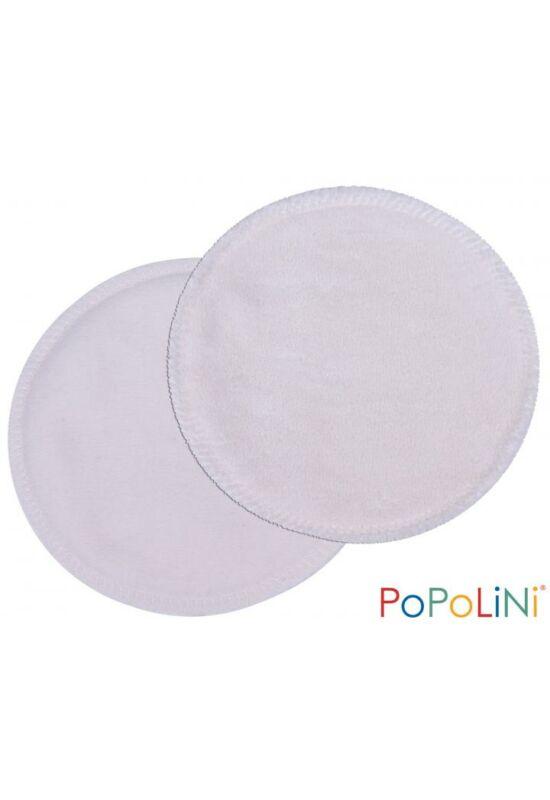 Popolini mosható szoptatós melltartó betét biopamutból - 3 pár