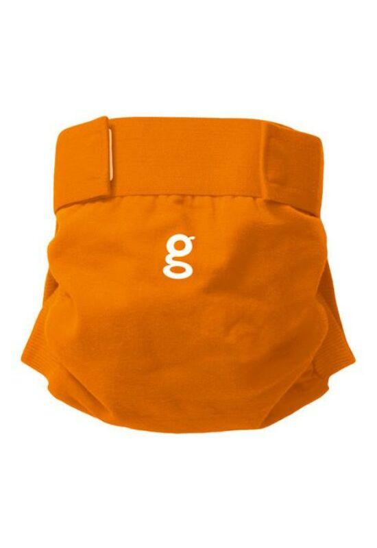 gDiapers mosható pelenka külső - Great Orange (XL)